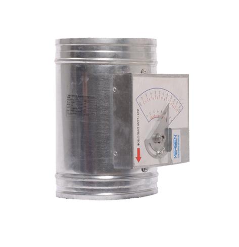 Sabit Debili Hava Ayar Damperi ( CAV ) - Ürünler - Mergen İklimlendirme